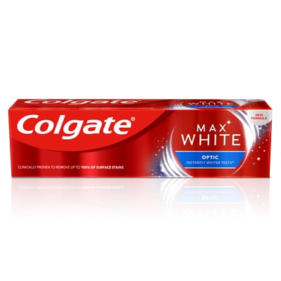 Pastă De Dinți Colgate® Max White Optic 75ml