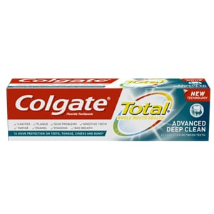 Pasta de dinți Colgate Total Advanced Deep Clean