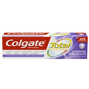 Pasta de dinți Colgate Total Advanced Gum Health