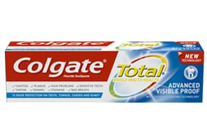 Colgate Total® Advanced Visible Proof